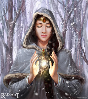 Magical healer