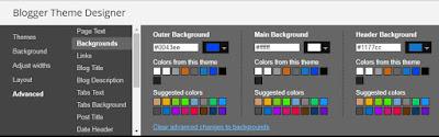 Cara Mengubah Tampilan Blog: Edit Template