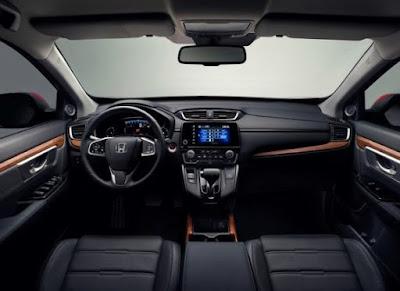 Honda CR-V Hybrid I-MMD