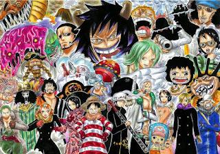 One Piece Episode 601 - 700 Subtitle Indonesia