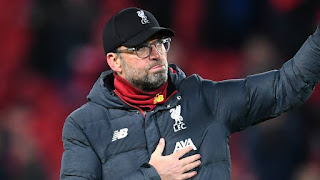 'Yesterday was not a good day for football' Jurgen Klopp on Man City ban lift