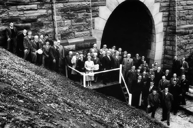 Re-Opening Of Bransty Tunnel, Whitehaven