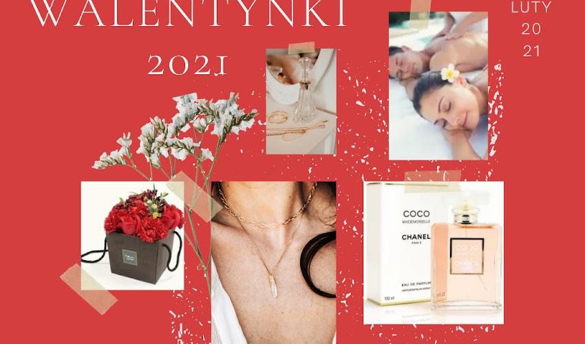 Walentynki 2021 - najciekawsze pomysły na prezent dla Niej i dla Niego. Prezentownik z 20 produktami
