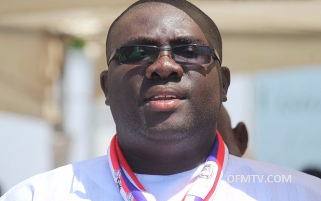 Mr. Sammy Awuku has been elected as the New Patriotic Party's National Organiser.