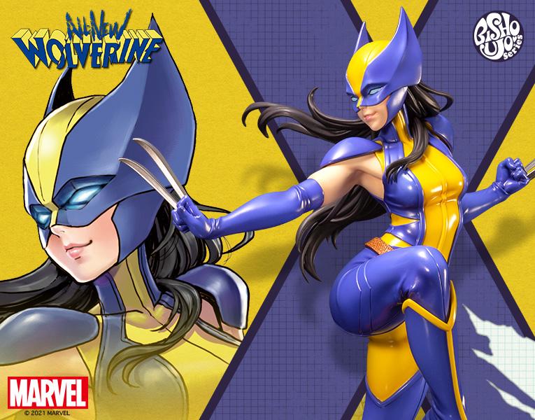 MARVEL BISHOUJO Wolverine (Laura Kinney)