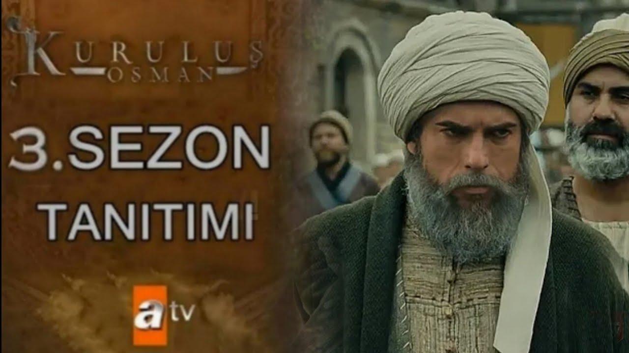 Kuruluş Osman 3.Sezon Tüm Oyuncu Kadrosu