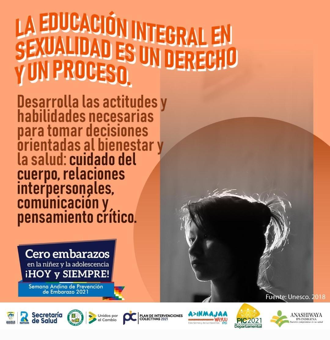 https://www.notasrosas.com/Semana Andina para la Prevención del Embarazo en Adolescentes, se conmemora en Riohacha