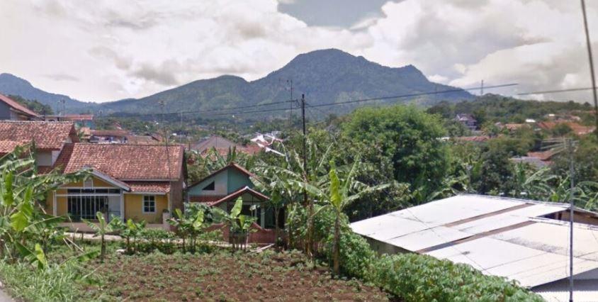 Sejarah Ujungberung, Cikal Bakal Kota Bandung