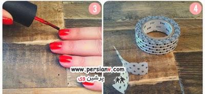 uñas decoradas, pasos para decorar uñas