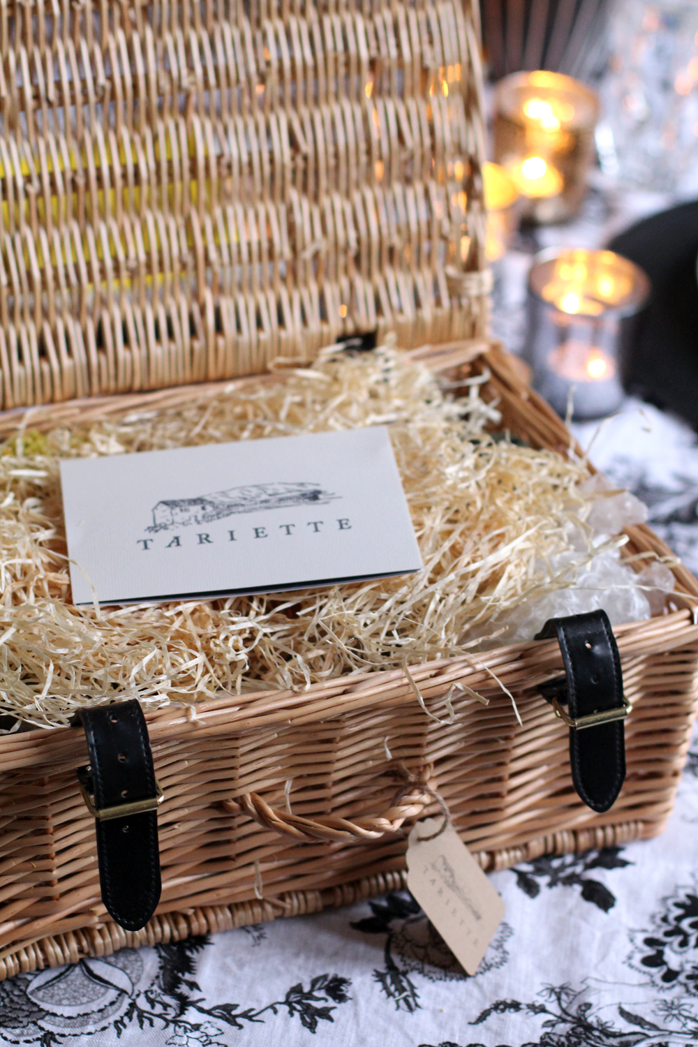 French Gourmet Food Hampers - London lifestyle blog