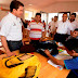 Mauricio Sahuí visitó la Casa del Niño Indígena de Tzucacab