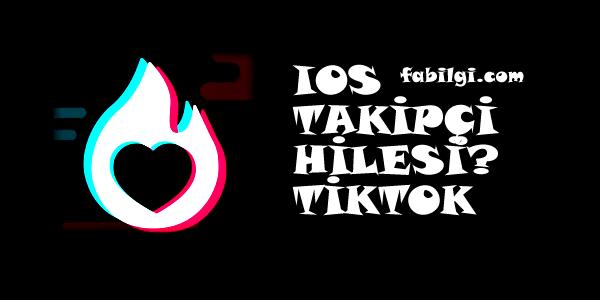 TikTok TicPop Uygulamasıyla 10k Takipçi Hilesi (Sadece IOS)