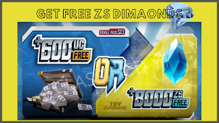 HOW TO GET NEW ZS DIAMONDS FOR FREE IN PUBG MOBILE | SEASON 13