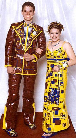 Funny Prom Dress