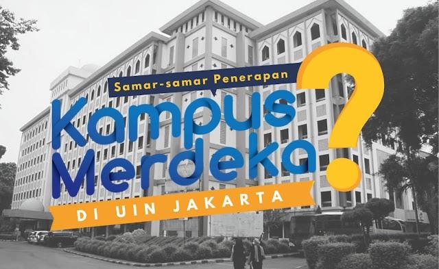 Samar-samar Penerapan Kampus Merdeka di UIN Jakarta