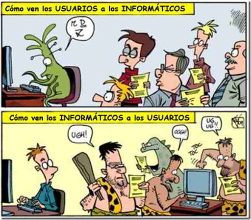 Usuarios versus Informáticos - Consultoria-sap.com