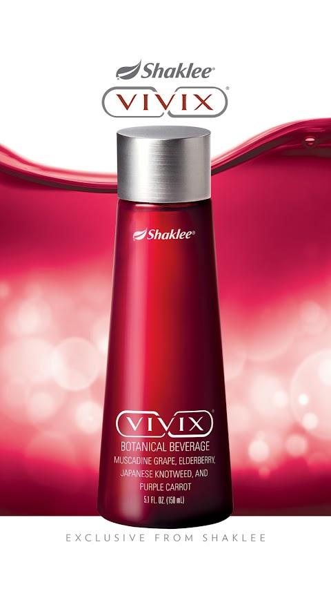 4 Kebaikan Vivix Shaklee Membantu Membaiki Sel-sel Untuk Hidup Lebih Sihat