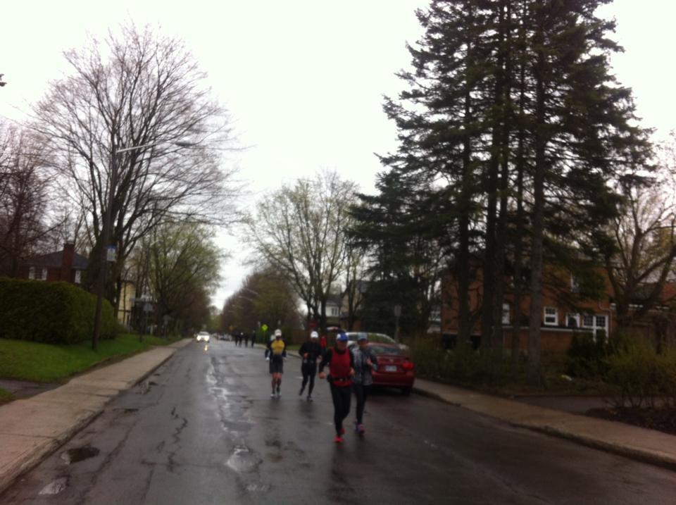 Courir pour exister pr paration demi marathon for Centre lucien borne piscine