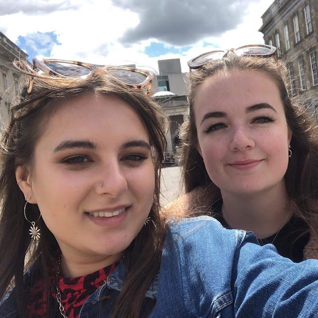 Friends in Dublin