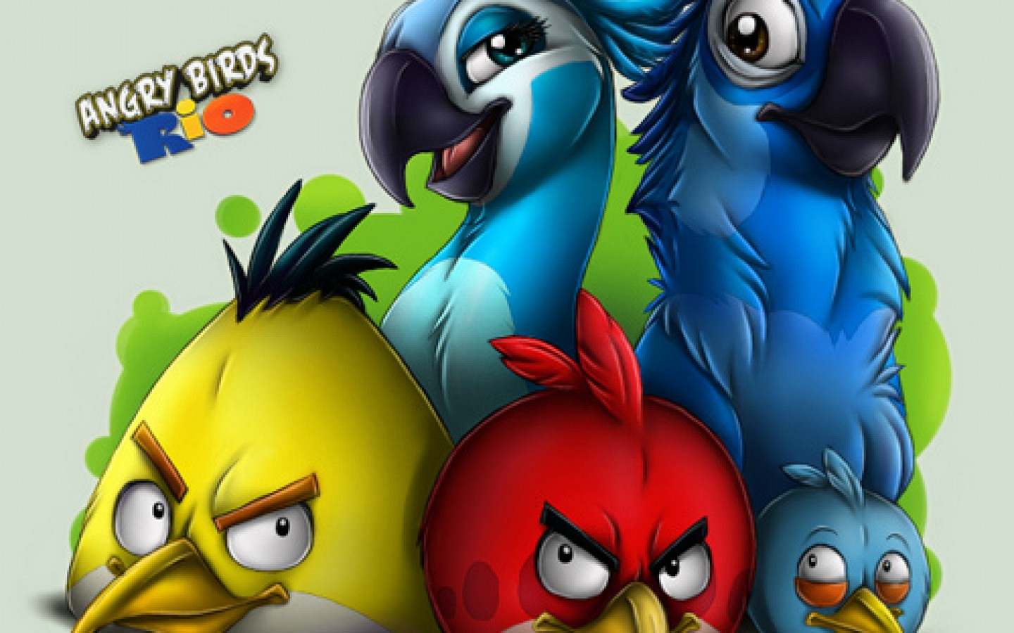rizkydasbor: Angry Bird Rio Full Version 1.4.2