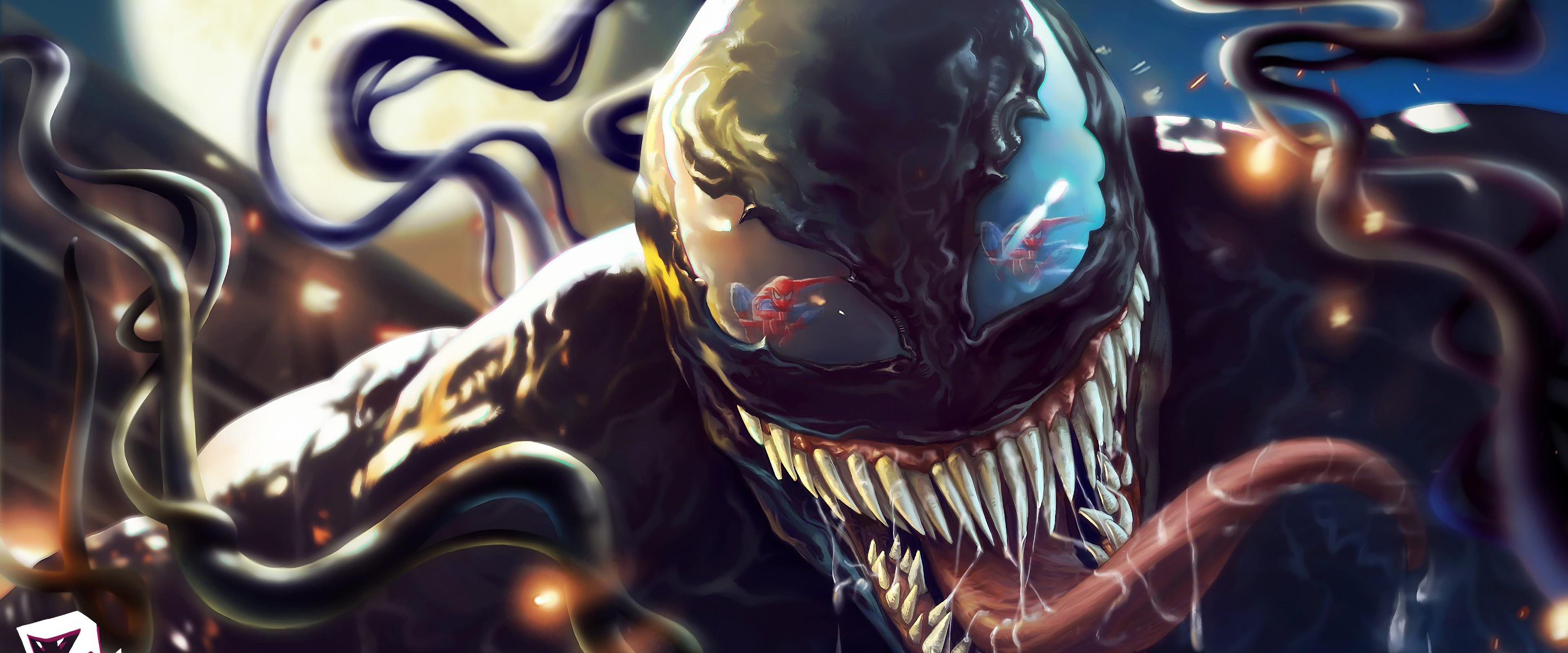 Venom 4k Wallpaper 215