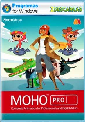 Descargar Moho Pro 13 full español mega y google drive /