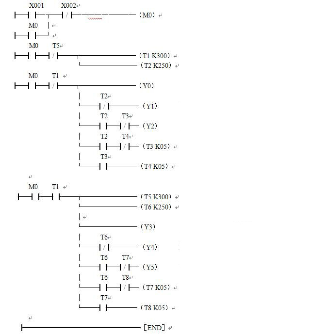 traffic lights plc ladder diagram plc programming plc ladder plccenter rh chinaplccenter blogspot com simple traffic light ladder diagram traffic light ladder logic program
