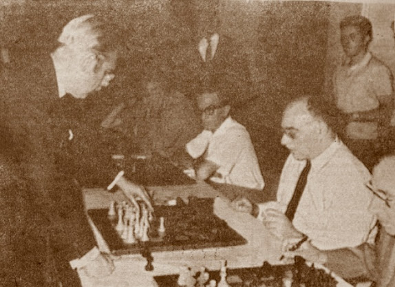 Antonio Medina en Tortosa en 1969