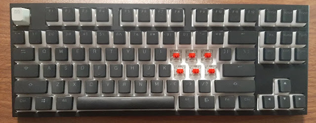 What Are Cherry MX Red Switches
