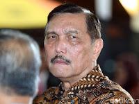 Nggak Nyangka Sampai Begini Luhut Marah Besar saat Jokowi Disindir Amien Rais