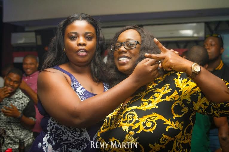 11 Photos from At The Club With Remy Martin party