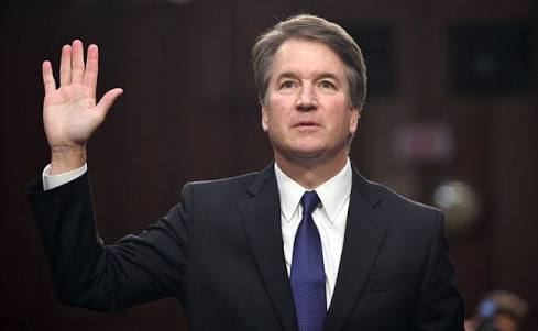 R*pe Saga: US Senate Confirms Judge Kavanaugh for Supreme Court Amid Protest