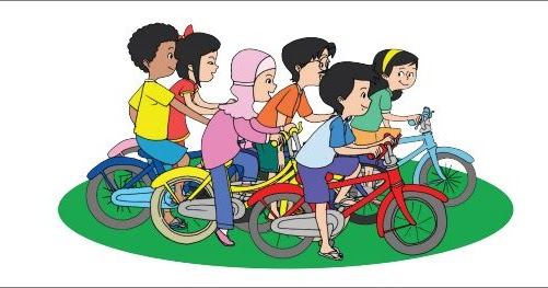 Membuat Dan Mengembangkan Ide Pokok Dari Teks Bersepeda Nurainins Blog