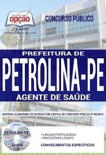 Baixar Apostila Prefeitura de Petrolina 2019 PDF