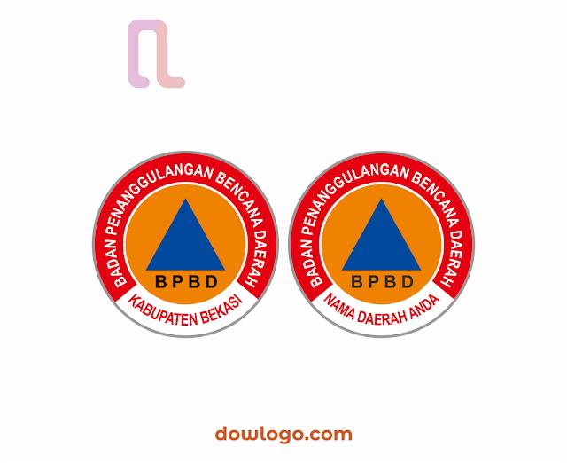 Logo BPBD Vector Format CDR, PNG