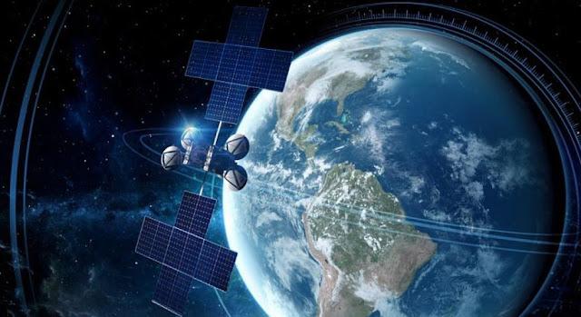 Várias empresas anunciam nas mídias, serviços via satélite