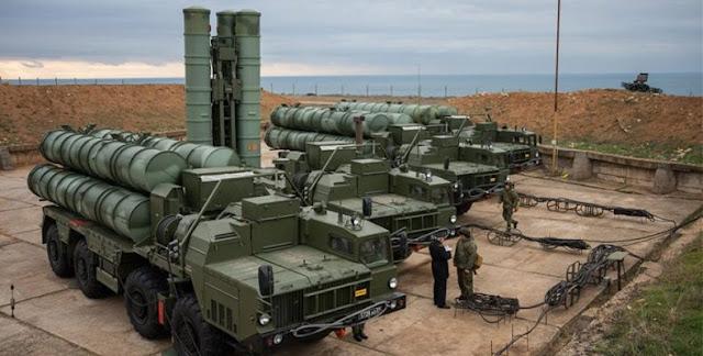 Μόσχα: Πριν από την άνοιξη του 2020 ετοιμοπόλεμοι οι τουρκικοί S-400