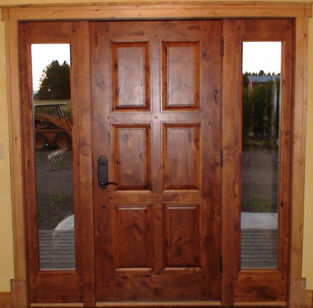 cửa gỗ lim lào -mẫu 3