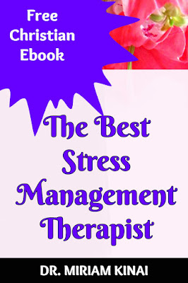Free Christian Ebooks: The Best Stress Management Therapist