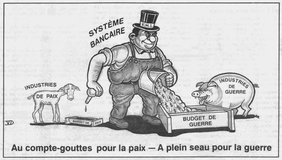 Cours pour la démocratie économique.