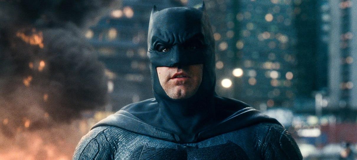 Por que Ben Affleck deixou de ser o Batman?