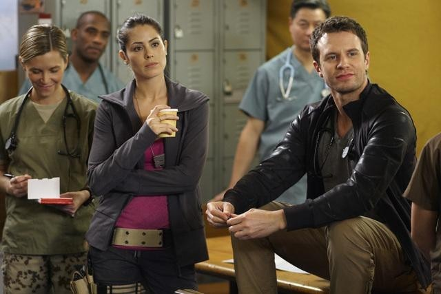 Michelle borth combat hospital