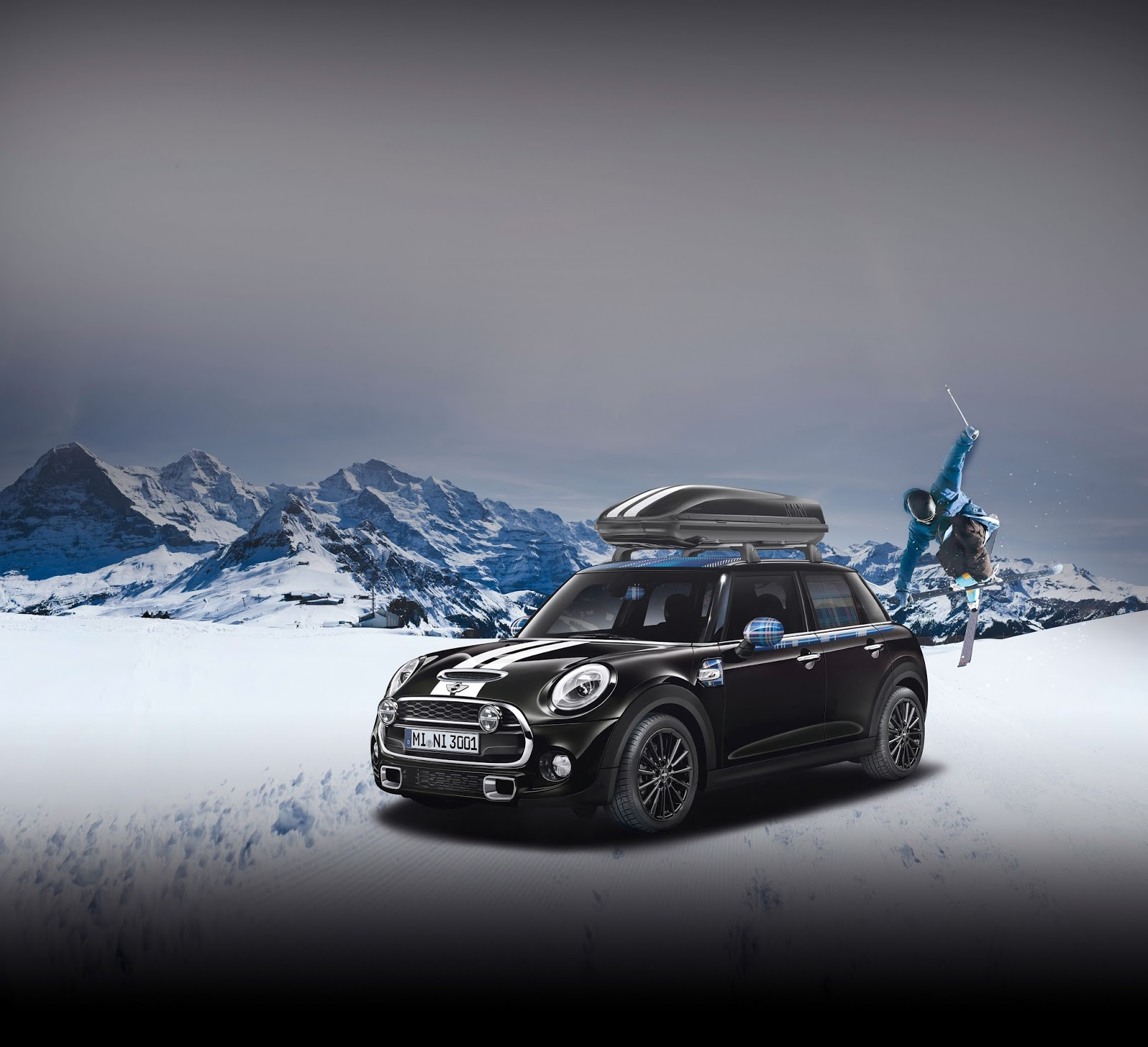 P90203805 highRes miniwinter campaign Δωρεάν χειμερινός έλεγχος για όλα τα Mini Mini, MINI Cooper, MINI Service
