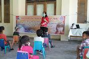 LPPM Unsrat Gelar Edukasi Tentang Covid-19 Bagi Siswa PAUD dan TK GMIM Pineleng 2 Indah