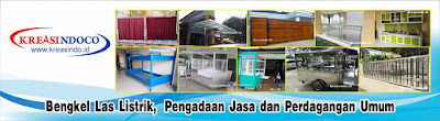 Bengkel Las Listrik Jabodetabek, Bandung, Cirebon, Wonosobo