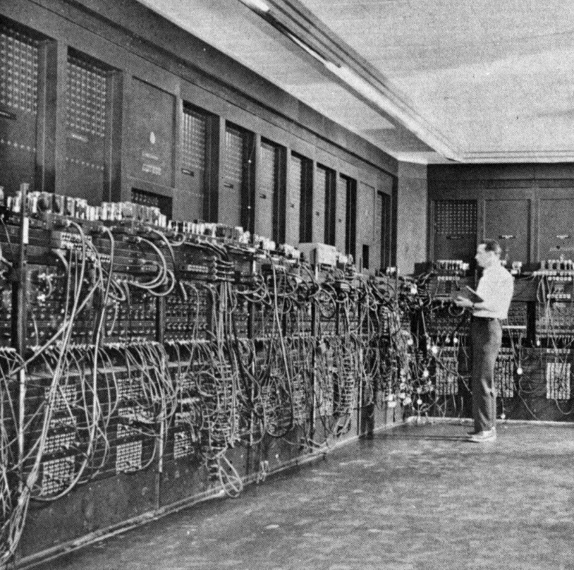 ENIAC (1943-1946),Electronic Numerical Integrator and ...