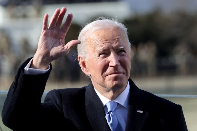 ¿Cuánto dinero tiene Joe Biden al inicio de su mandato como presidente de Estados Unidos?