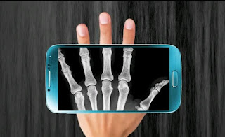 tulang jari