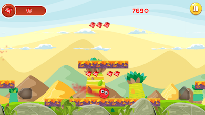 Jungle Red Ball World - Buildbox Bbdoc 64bit - 3