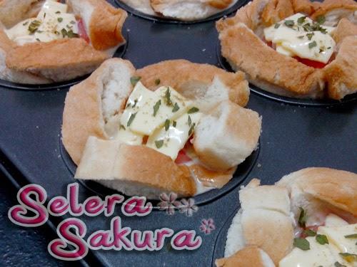quiche berinti sosej mudah  enak selera sakura Resepi Roti Telur Susu Segar Enak dan Mudah